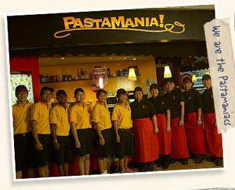 PastaMania Franchise Business Opportunity