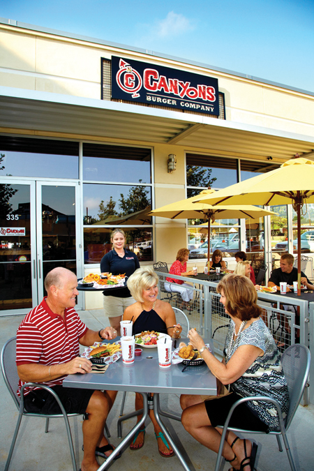 Canyons Burger Franchise Opportunity