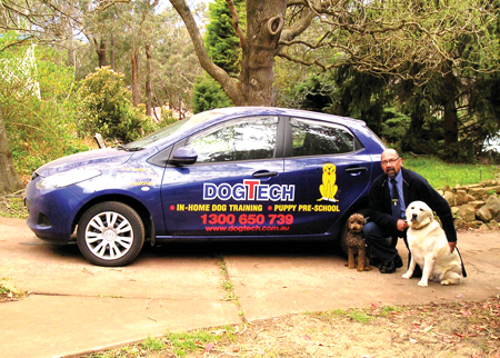 Dogtech International Franchise Opportunity