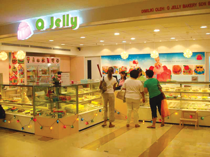 Q Jelly Franchise Business Opportunity