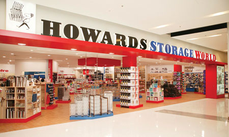 Howards Storage World Franchise Business Opportunity