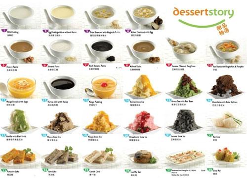 Dessert Story Franchise Business Opportunity